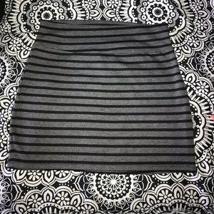 Fashion Magazine Mini Skirt